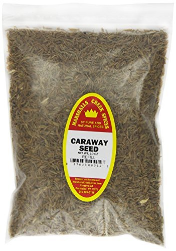 Marshalls Creek Spices Caraway Seed Seasoning Refill, 10 Ounce by Marshall's Creek Spices by Marshall's Creek Spices