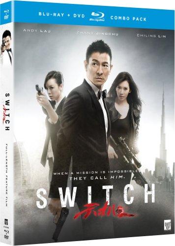 Switch [Blu-ray/DVD Combo]