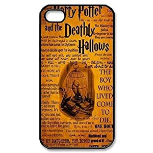 SUUER Rubber Silicone Harry Potter Retro Vintage Art Designer Personalized Custom Plastic Rubber Tpu CASE for iPhone 5 5s Durable Case Cover by lolosakes