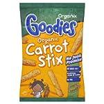 Organix Goodies Carrot Stix from 12 m...
