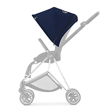 Cybex - Color pack mios (capota y reposacabezas) para silla de paseo marino: Amazon.es: Bebé