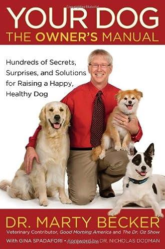 your dog the owner s manual hundreds of secrets surprises and rh amazon com Cartoon Manual Repair Manuals