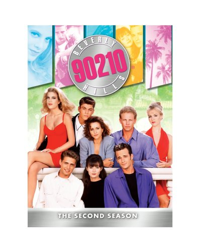 Beverly Hills, 90210: Season 2 (All 9 Seasons One Tree Hill)