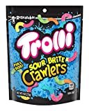 Trolli Sour Brite Crawlers Gummy Candy, 9