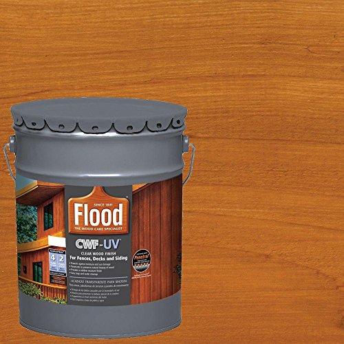 5 gal. Cedar Tone CWF-UV Oil Based Exterior Wood Finish