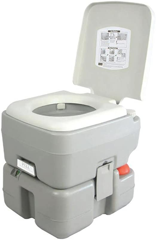 Outdoor Indoor Camping Commode Mobile Toilet Potty//Cleaning Supplies Portable Toilet Adult wc