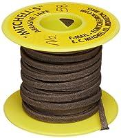 "Mitchell Abrasives 58 Flat Abrasive Tape, Aluminum Oxide 150 Grit 3/16"" Wide x 25 Feet"