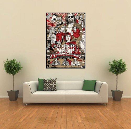 The Big Lebowski New Giant Wall Art Print Poster