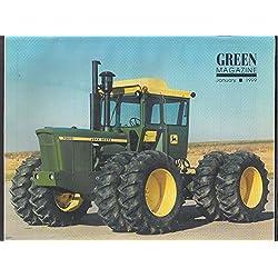 John Deere GREEN Vol 15 #1 Van Brunt Seeder; John