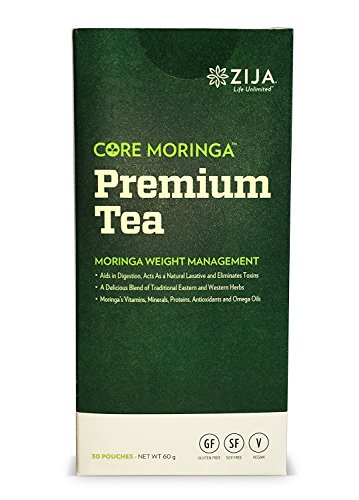 Zija Premium Moringa Miracle Tea product image