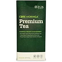 Zija Premium Moringa Miracle Tea, 30 Packets, Net WT. 60g