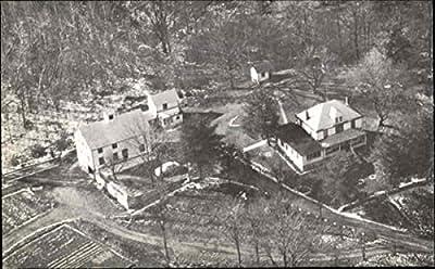 Villa Monferrato, Route 52 Pine Bush, New York Original Vintage Postcard