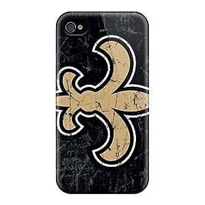Premium [VXQ2661wBMp]new Orleans Saints Case For Iphone 5s- Eco-friendly Packaging