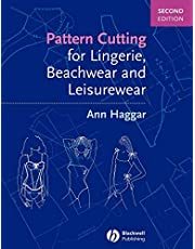 Pattern Cutting for Lingerie, Beachwear and Leisurewear