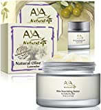 Aya Natural Nourishing Kit Bundle of Butter Moisturizer, 1.7 oz. and Lavender Soap, 3.4 oz. for Dry Itchy Sensitive Skin