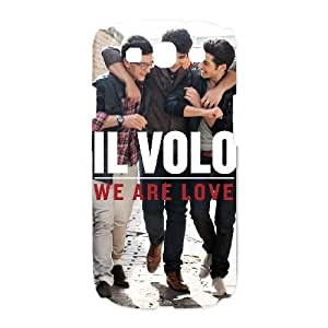 Samsung Galaxy S3 I9300 Phone Case White IL VOLO NLG7822127