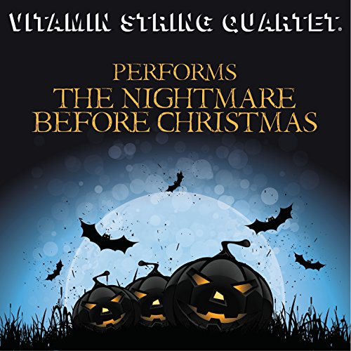 Vitamin String Quartet Performs The Nightmare Before