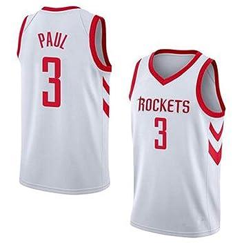 FRQQ Paul No. 3 Jersey, Jersey de Baloncesto, Traje de ...