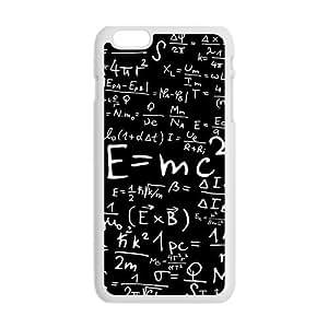Black White Math Hot Seller Stylish Hard Case For Iphone 6 Plus