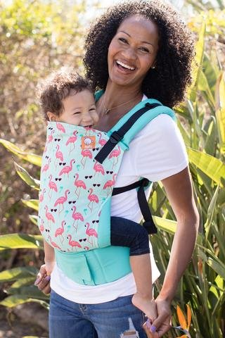 Baby Tula Ergonomic Baby Carrier - Sanibel
