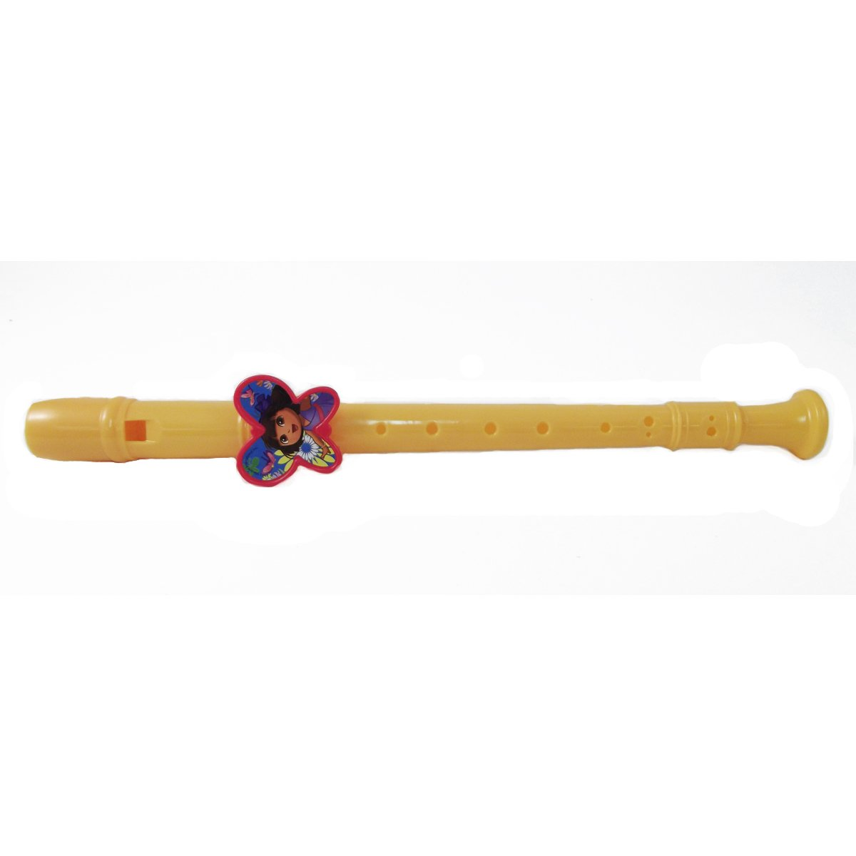 Nickelodeon Dora the Explorer 13½'' Toy Flute Recorder