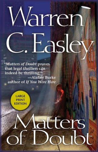 Download Matters of Doubt (Cal Claxton Oregon Mysteries) ebook