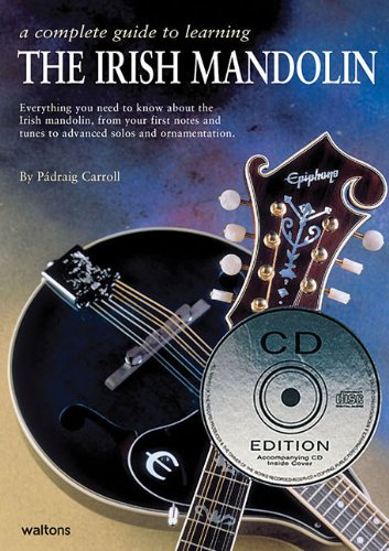 Irish Mandolin (A Complete Guide to Learning) ()