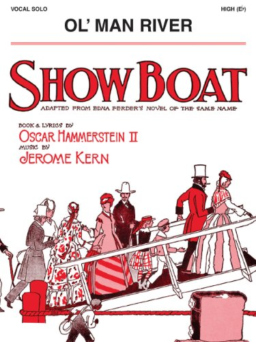- Ol' Man River (from ShowBoat) High - Eb edition