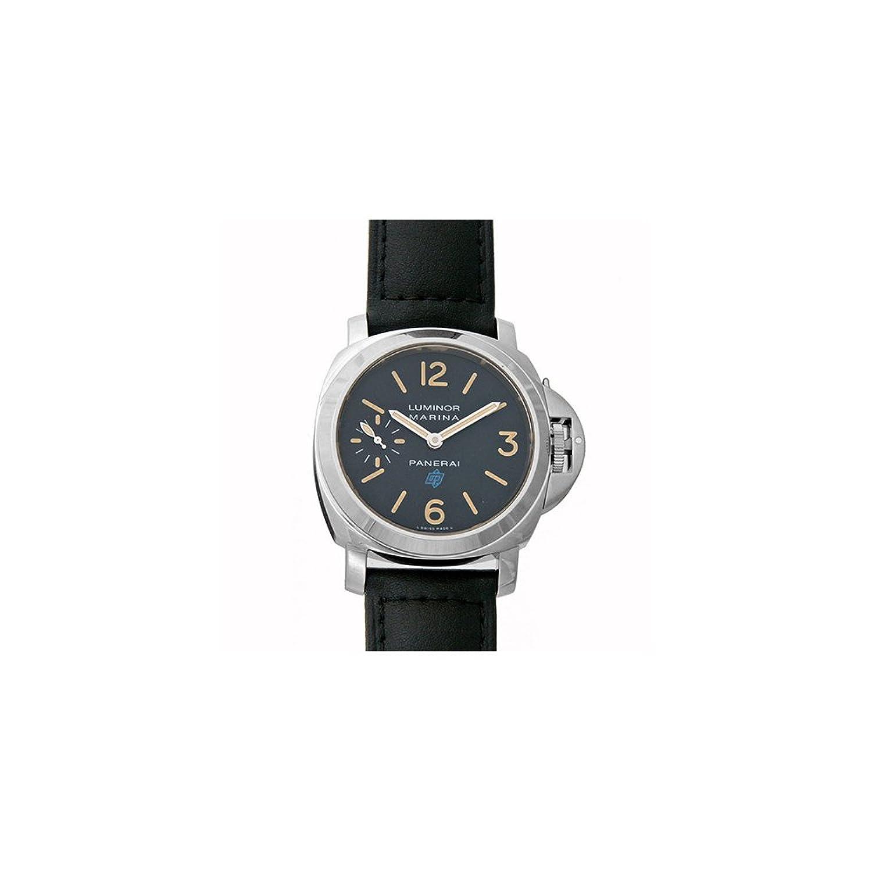 パネライ ルミノール マリーナ ブラック文字盤 メンズ 腕時計 PAM00631 B01MSMCMNJ