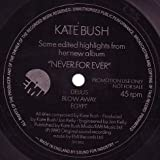 Kate Bush: Some Edited Highlights From Her New Album