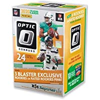 $153 » 2020 Panini Donruss Optic NFL Football BLASTER box (24 cards/box)