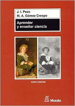Book APRENDER Y ENSEÑAR CIENCIA: DEL CONOCIMI