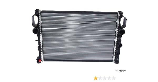 Mercedes 3.5L V6 E320 E350 2003 2004 2005-2009 Radiator Behr 2115000102 For