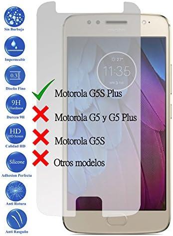 Todotumovil Protector de Pantalla Motorola Moto G5S Plus 4G 5.5 de ...
