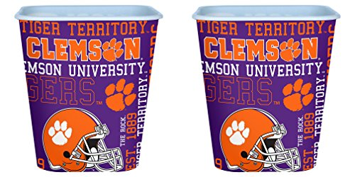 Clemson Tigers Ice Bucket - 8