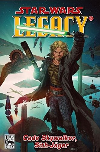 Star Wars Comics: Bd. 60: Legacy IX - Cade Skywalker, Sith-Jäger