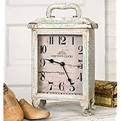 Rustic Vintage Carriage Clock
