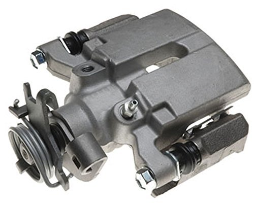 ACDelco 18FR2217 Professional Rear Driver Side Disc Brake Caliper Assembly without Pads (Friction Ready Non-Coated), -
