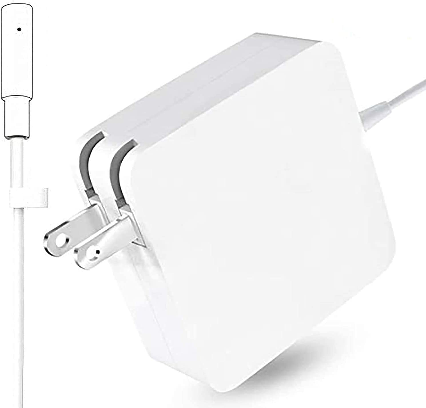 Mac Book Pro Charger, 60W Power Adapter L-Tip Magnetic Connector Charger for Mac Book and 13-inch Mac Book Pro(Before Mid 2012 Models) (A5)