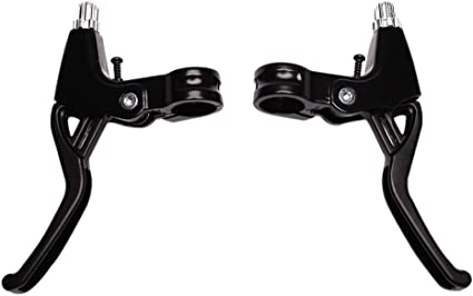 2PCS Brake Levers V-Brakes Set Handle Gear For BMX Mountain Bike MTB Bicycle