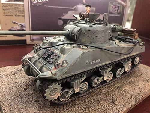 British Sherman Firefly 1/32 DIECAST Model Tank FOV