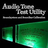 Audio Tone Test Utility (Soundsystem and Soundbar Calibration)