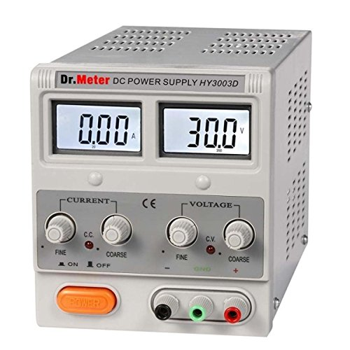Dr Meter HY3003D Single Output Power Supply