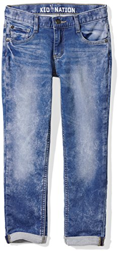 Relaxed Fit Denim Pant - 3