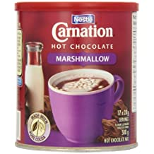 Carnation Hot Chocolate with Marshmallows, 500g Canister