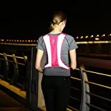 Fashion Reflective Safety Vest For Running