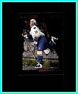 1995-96 Score Black Ice #20 Brendan Shanahan st. louis blues