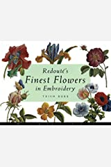 Redoute's Finest Flowers in Embroidery Paperback