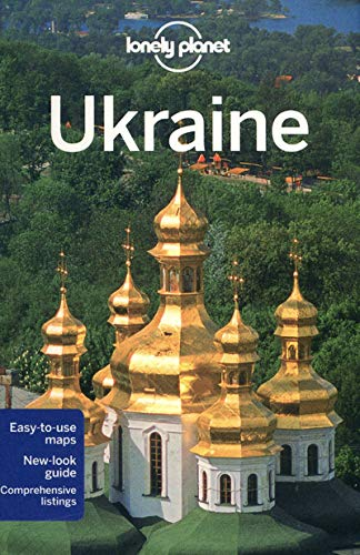 Lonely Planet Ukraine (Travel Guide)...