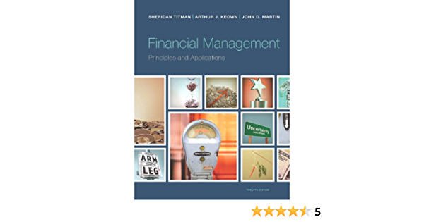 Amazon Com Financial Management Principles And Applications Plus New Myfinancelab With Pearson Etext Access Card Package 12th Edition 9780133485578 Titman Sheridan Keown Arthur J Books